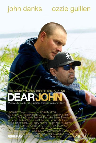 Dear john movie poster